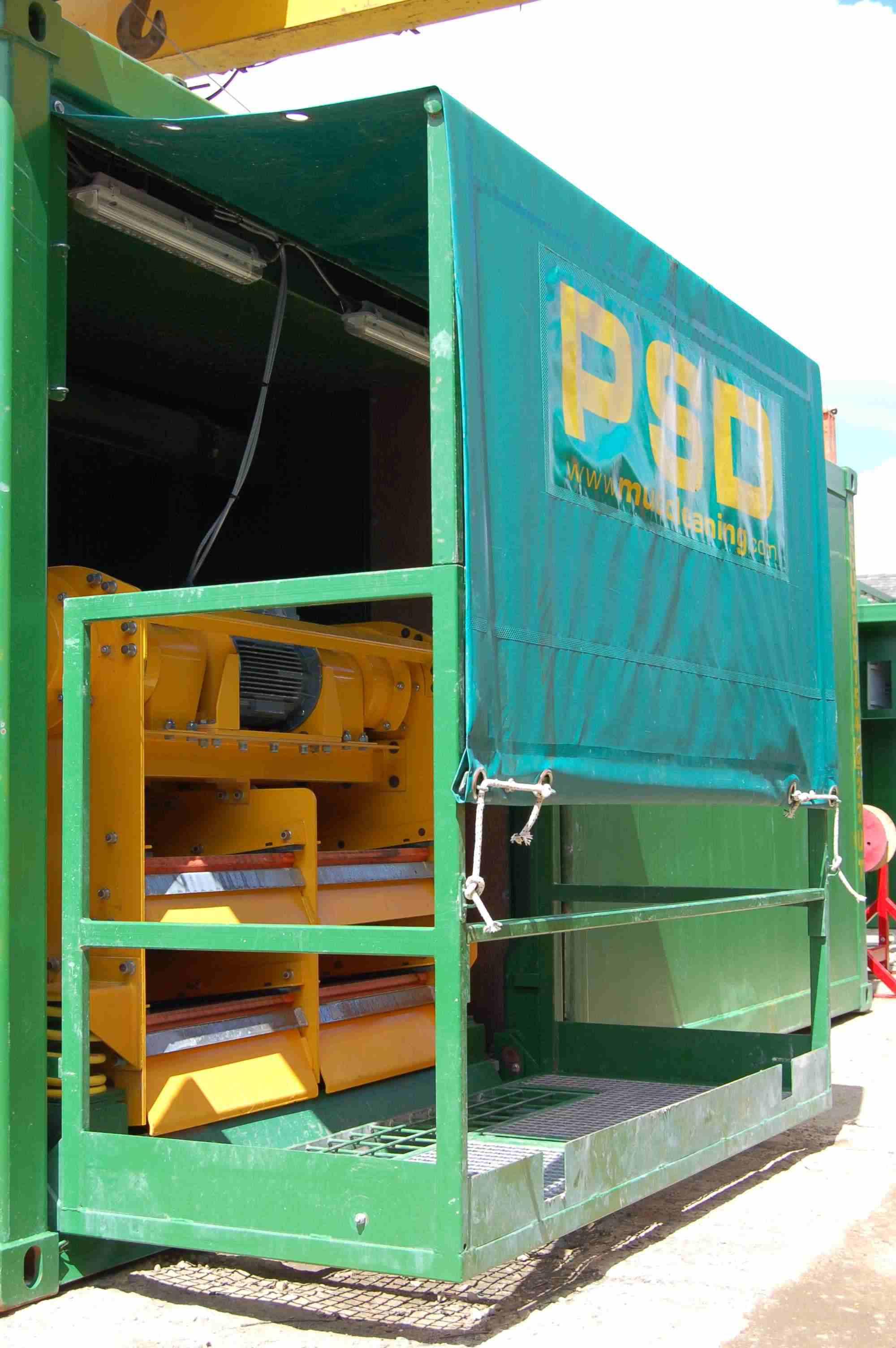 Pigott Shaft Drilling Ltd Desilters Specialists In
