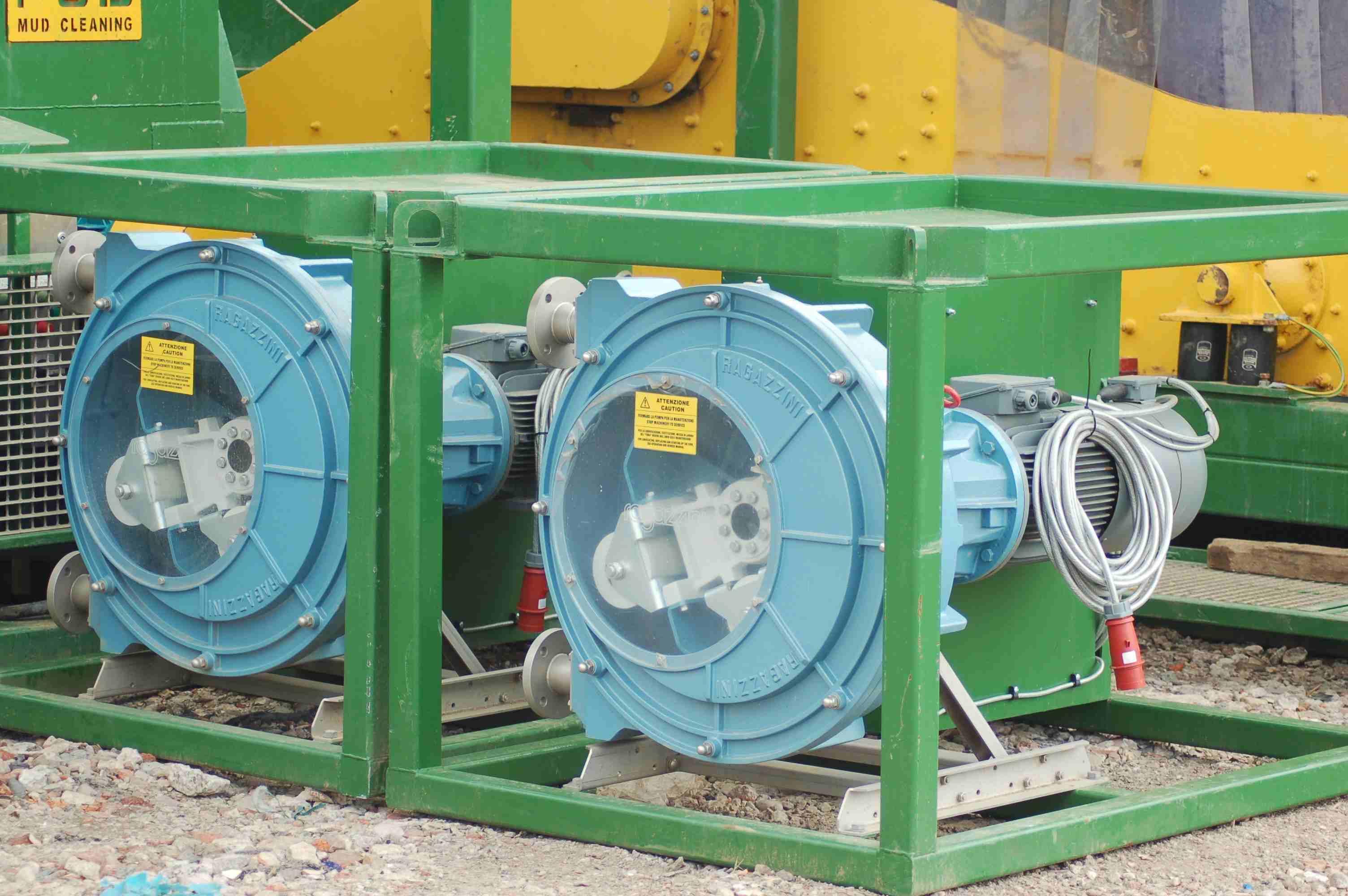 PP68 Dosing pumps